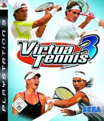 Descargar Virtua Tennis 3 [MULTI5] por Torrent
